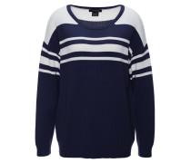 Pullover, gestreift, Rippenbündchen, stark elastisch