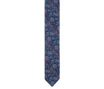 Krawatte, Seide, florales Design