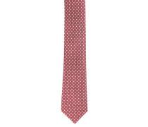 Krawatte, Punkte, reine Seide