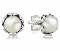 Ohrstecker Silber mit Perlen 290533P
