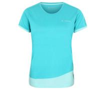 """T-Shirt """"Sveit"""", schnelltrocknend, mit Wollanteil, für Damen, Türkis"""