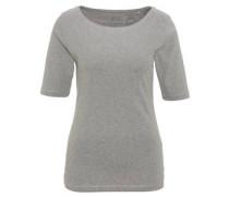 T-Shirt, Halbarm, Bio-Baumwolle, uni