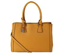 """Handtasche """"Yvonne"""", verstell- und abnehmbarer Schultergurt, Gelb"""