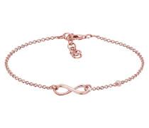 Armband Infinity Basic Diamant (0.02 Ct) 925 Silber Silvia