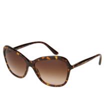 "Sonnenbrille ""DG 4297 502/13"", Havanna-Stil"