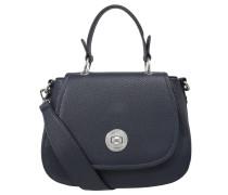 """Handtasche """"Anemona"""", Leder-Optik, Schulterriemen, Blau"""