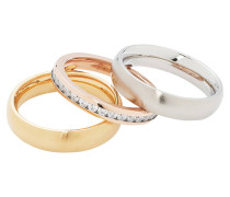 Ring Tricolore Arabesco 015778