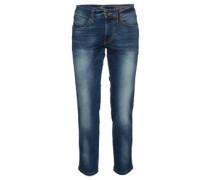 "Jeans ""Madison"", modern fit, Vintage-Look"