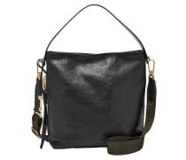 Handtaschen für Damen MAYA SMALL HOBO BLACKSACS FEMMES MAYA SMALL HOBO NOIR, Schwarz