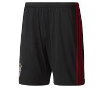 FC Bayern München Torwart-Shorts, 2017/18, atmungsaktiv, Schwarz