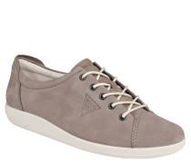 Sneaker low, herausnehmbare Einlegesohle, Leder