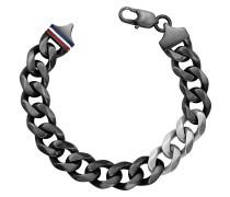 MEN'S CASUAL Armband schwarz-silberfarben 2700682