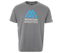 "T-Shirt ""Wicker"", Tragekomfort, atmungsaktiv, Grau"
