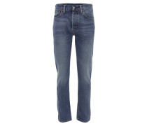 Jeans 501, ORIGINAL FIT, nero, Blau