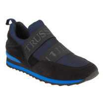 Sneaker, Netzstoff, elastische Bänder