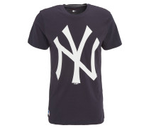 "T-Shirt ""New York Yankees"", Baumwolle, für Herren, Blau"
