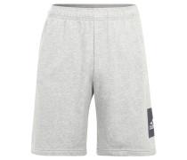 Shorts, für Herren, Gummizug