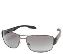 "Sonnenbrille ""PS 53 NS"", Piloten-Design, Verlaufsgläser"