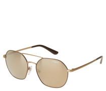 """Sonnenbrille """"VO 4022-S"""", eckige Gläser, doppelter Steg"""