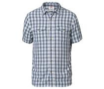 """Outdoorhemd """"Abisko Cool Shirt"""", leicht, für Herren, Blau"""