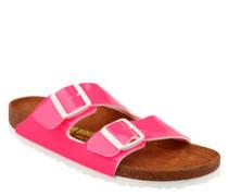 "Pantoletten ""Arizona"", Lack-Optik, gesenktes Fußbett"