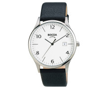 Superslim Herrenuhr Reintitan 3585-01