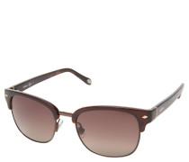 """Sonnenbrille """"FOS 2003/S"""", trapezförmig, Verlaufsgläser"""