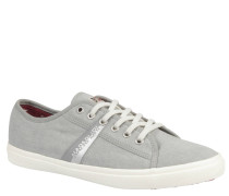 "Sneaker ""Beaker"", Canvas, Grau"