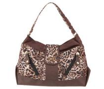 Handtasche, Leopard-Musterung, Inneneinteilung