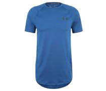 """T-Shirt """"Raid 2.0"""", atmungsaktiv, für Herren, Blau"""