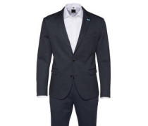 Sakko als Anzug-Baukasten-Artikel, slim fit, Steppnaht
