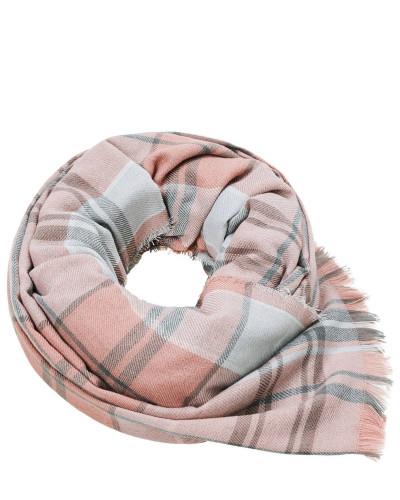 Schal, gewebt,Karo-Design