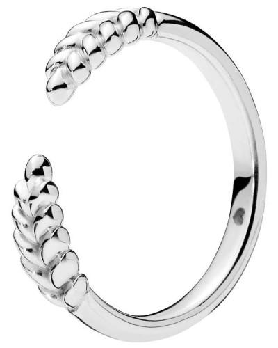 "Ring  ""Open Grains"", stapelbar 197699-52"