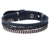 """Armband, """"Vintage Casual"""", Leder, blau, JA6807040"""