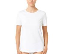 Wäsche-Shirt, feuchtigkeitsregulierend, Weiß