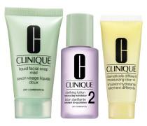 3-Phasen-Systempflege Hauttyp 2 Geschenkset