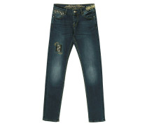 "Denim Jeans ""Exotic"", Blau"