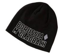 Borussia Mönchengladbach Mütze, Schriftzug, Stickerei