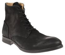 """Boots """"Yoakley"""", Nubuckleder, Schnürung, uni, Schwarz"""