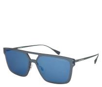 """Sonnenbrille """"EA 2048 3173/55"""", Glanz-Effekt, schmale Bügel"""