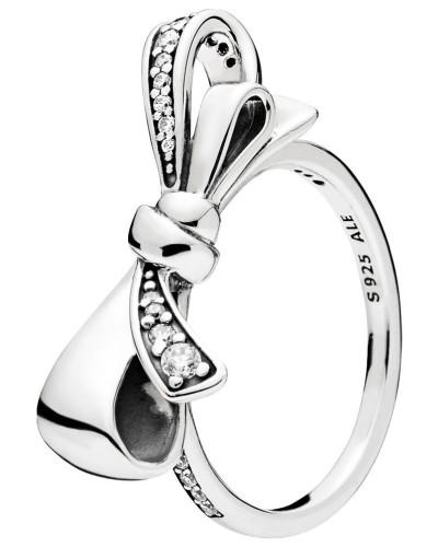 "Ring ""Schleife"" 197232CZ-52"