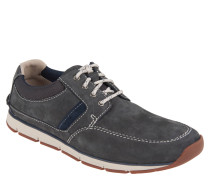 "Sneaker ""Beachmont Edge"", Nubuk-Leder, Blau"