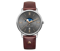 Eliros Moonphase Herrenuhr EL1108-SS001-311-1
