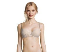 "Push-Up-BH ""Daily Daily"", nahtlos, Beige"
