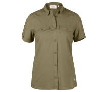 """Outdoorhemd """"Abisko Vent Shirt W"""", feuchtigkeitsableitend, für Damen, Grün"""
