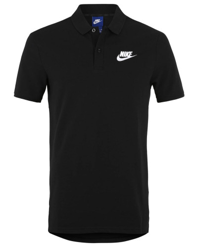 Poloshirt, Piqué, unifarben, Baumwolle