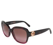 """Sonnenbrille """"MK 6027 Tabitha III"""", Verlaufsgläser, schimmernder Rahmen"""