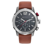 TP10917 Herrenuhr BROWN ES109171004, Chronograph