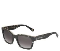 Sonnenbrille, Material-Mix, Borte