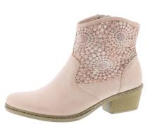 Stiefelette, Cowboy-Stil, Blockabsatz